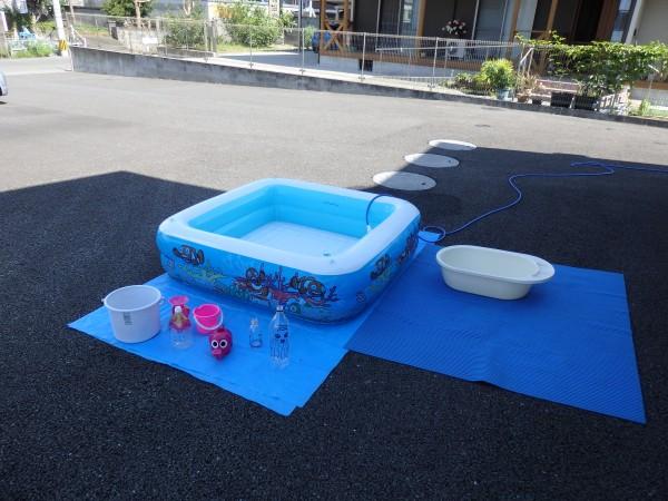 プール開き(2)
