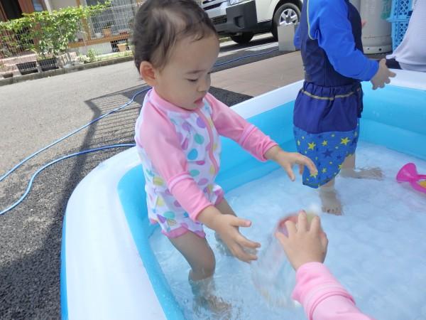 プール開き(4)